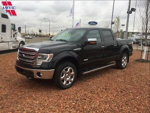 2013 Ford F-150 S/CREW Lariat Ecoboost 4x4 72,500Km