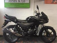 Honda CBF 125 (2015) Black. 4985 miles. Delivery available, please ask for a quote.