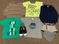 Boys Clothes/Shoes 3-4 years