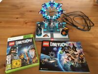Lego Dimensions Xbox 360 Starter Set and various fun/level/team packs