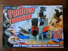 ProDeck Workshop 5-in-1 Workstation