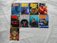 Heavy Metal Adult Fantasy Magazine Collection