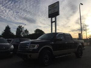 2014 Ford F-150 King Ranch *Roof* *Heated Rear Seats* *Nav*