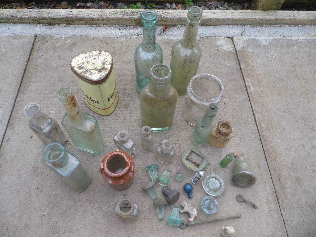 Dating antique glass