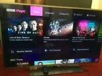 42INCHES LG LED SMART TV HAS ITS REMOTE IN GOOD WORKING CONDITIONS