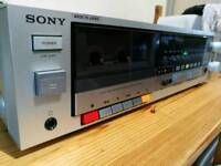 Sony XO-3 stereo deck receiver vintage classic rare
