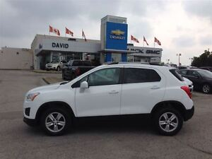 2014 Chevrolet Trax 1LT AWD LOADED, ALLOYS, AC, CD, USB, BLUETOO