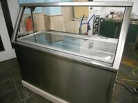 Refrigerated Salid Bar and Fridge Good working order Buyer collects