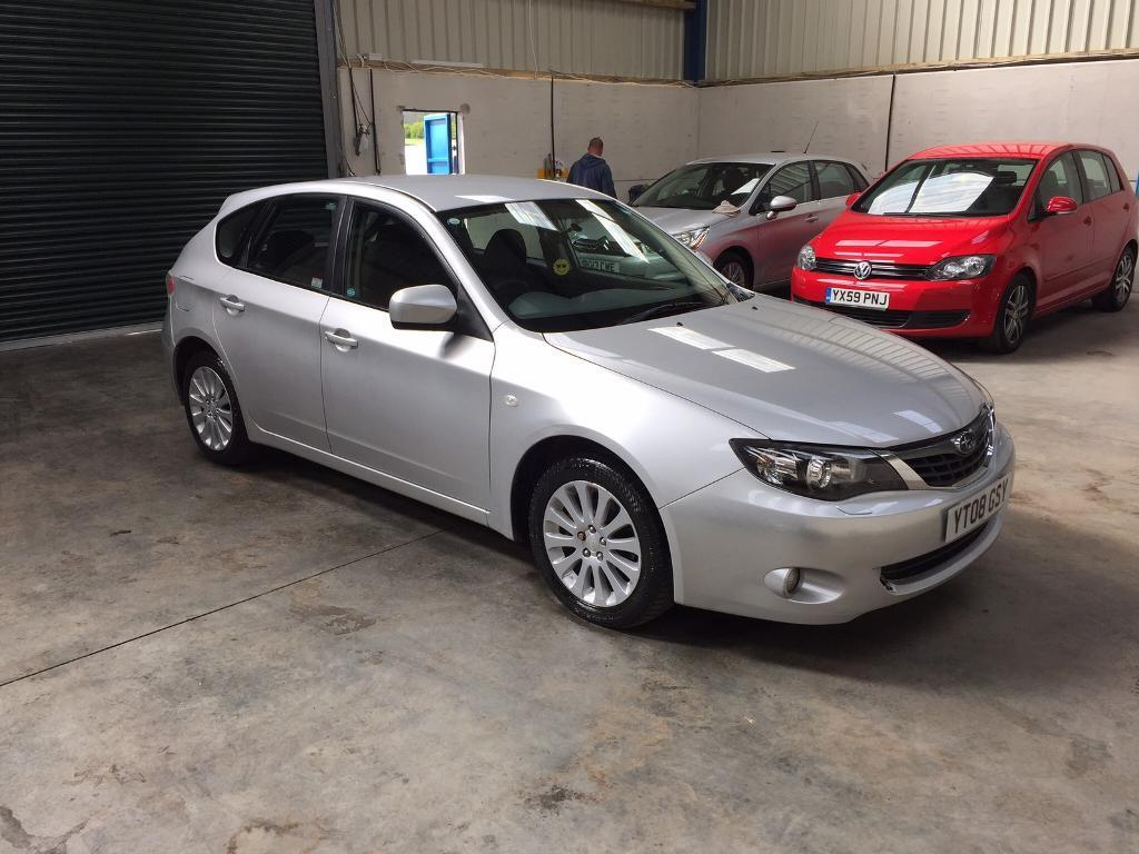 08 reg subaru impreza r 2 0 cc 4x4 high low gearbox low miles guaranteed cheapest in country. Black Bedroom Furniture Sets. Home Design Ideas