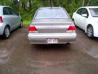 2003 lancer 900 obo quick sell