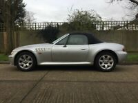 BMW, Z3, Convertible, 2002, Manual, 1895 (cc), 2 doors
