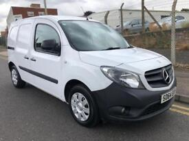 2014 64 Mercedes Benz Citan 109 CDI Long Van 1.5 Turbo Diesel White NO VAT