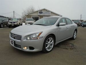 2014 Nissan Maxima SV 3.5L V6 Leather Sunroof
