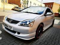 ((Honda Civic 1.6 i-VTEC Sport TYPE R replica FULL SERVICE HISTORY HPI CLEAR 2KEYS))