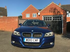 BMW 3 Series 318D SE Business Edition, £30 Tax, SatNav, Parking sensors, Main dealer Service