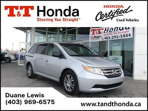 2013 Honda Odyssey **C/S**EX *No Accidents, One Owner, Bluetooth