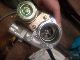 Engine dynamics turbo kit clio 172 182 rs