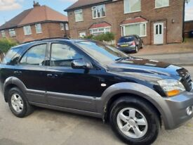 Kia Sorento. 08. Excellent towing car (rated the best). Great condition. Low mileage. MOT Mar 19
