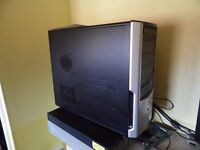 old school gaming tower