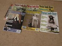 Collection of 17 Practical Family History Magazines