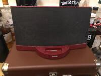 Limited Edition Red Bose Sound Dock Series 2