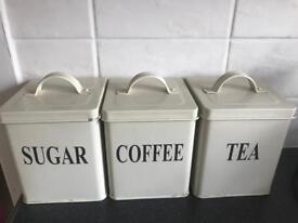 Matching kitchen items