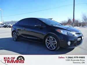 2014 Kia Forte Koup 1.6L SX Turbo Heated Seats Bluetooth