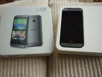 HTC One mini 2 - 16 GB - Gunmetal Gray (Unlocked) - Boxed