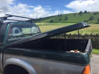 lift up Load Cover for Mitsubishi L200. £100.00
