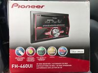 Pioneer FH-460UI CD Stereo Double Din Christmas Present suit Toyota RAV 4 or other