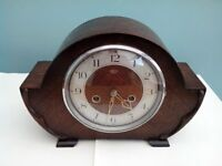 Smiths Enfield Mantle Clock - For Spares/Repair