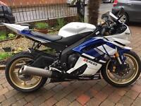 2013 Yamaha yzfr6 spotless bike finance available £5399