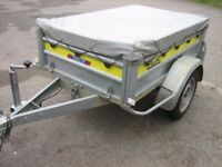 TRAILER / CAMPING TRAILER / CAR TRAILER / COMMERCIAL GOODS TRAILER