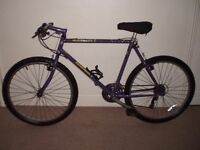 "Muddy Fox Pathfinder 21.5"" Mountain Bike (BRAND NEW tyres)(will deliver)"