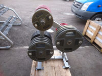 Hammer Strength Weight Plates