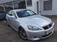 LEXUS IS250 SE-L -1 OWNER - 73K MILES - MOT FEB 2018 - FLSH - SEMI AUTO/6 SPEED SEQUENTIAL GEARBOX