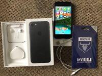 iPhone 7 Matt Black 128GB EE