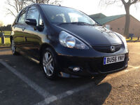 Honda Jazz Sport X-PACK i-Dsi (2006) 1.4cc Petrol Long Mot 2xKyes AirCon Hpi Clear - P/x welcome
