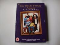 The Royle Family DVD The Complete Series Brand New/Sealed