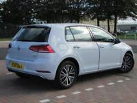 Volkswagen Golf MATCH EDITION TSI BLUEMOTION (silver) 2017-04-28