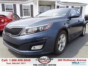2015 Kia Optima LX $121.90 BI WEEKLY!!!