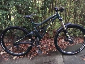 GT Sanction Pro 2016 MTB Bike Size Small 2016