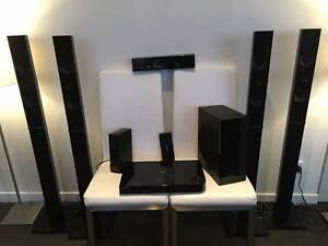 Samsung Home Theater System Richmond Yarra Area Preview