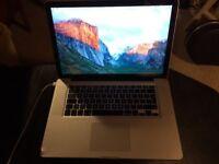 """Apple MacBook Pro 15"""" mid 2009 4GB RAM, 160GB HD"""