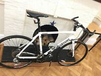 Large Mens Boardman Hybrid Comp Bike