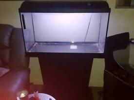 Aquarium and cabinet 150 litre