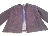 Brand New Black Klass Short Jacket Size 16