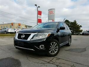 2015 Nissan Pathfinder SL NAV, PAN.ROOF.. Fully Loaded!