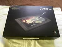 CINTIQ 13HD in excellent condition
