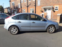 55 plate ford focus